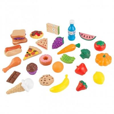 Игровой набор еды «Вкусное удовольствие», 30 элементов - Фото 1