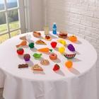 Игровой набор еды «Вкусное удовольствие», 30 элементов - Фото 2