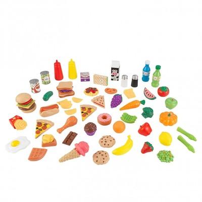 Игровой набор еды «Вкусное удовольствие», 65 элементов - Фото 1