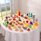Игровой набор еды «Вкусное удовольствие», 65 элементов - Фото 2