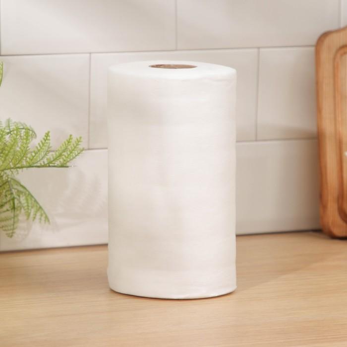Салфетки для уборки универсальные 22×23 см, рулон 125 шт, спанлейс