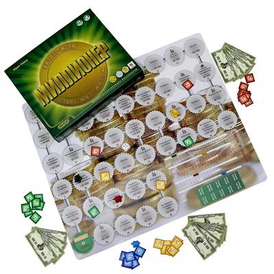 Настольная игра «Миллионер» - Фото 1