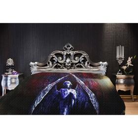 Покрывало «Готика», размер 150 × 215 см, мако-сатин