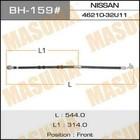 Шланг тормозной  Masuma BH159