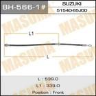Шланг тормозной  Masuma BH5661