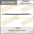Шланг тормозной  Masuma BH236