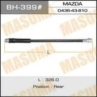 Шланг тормозной  Masuma BH399