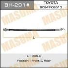 Шланг тормозной  Masuma BH291