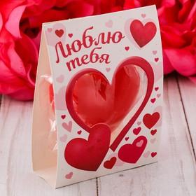 Свеча-сердце «Люблю» Ош