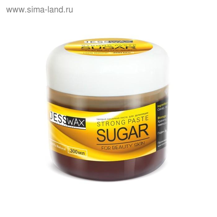 Паста сахарная для депиляции JessWax Hard, 300 г.