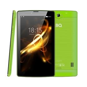 Планшет BQ  7083G Light 3G, 7', TN, 1024*600, 1Гб, 8Гб, Android 7, 2Мп, зелёный Ош