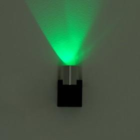 Светильник 25049/1 'Азариас' 1x1W LED 9x3,5x5 см Ош