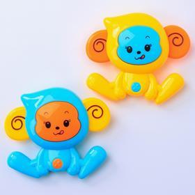 Игрушка «Обезьянка», цвета МИКС