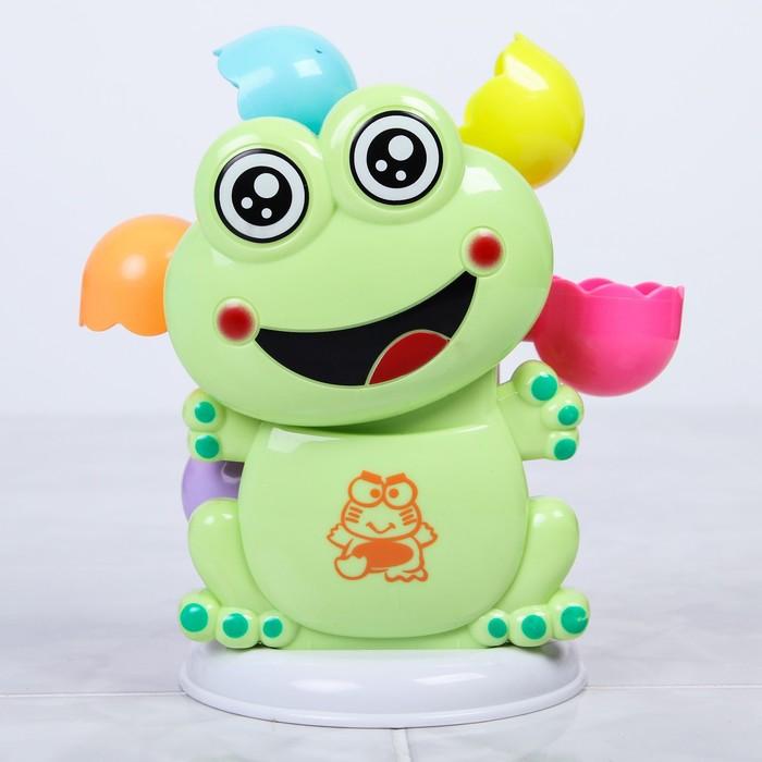 Игрушки для купания «Мельница. Лягушонок»