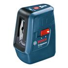 """Лазерный нивелир Bosch GLL 3-X (0.601.063.CJ0), крепление 1/4"""", точн. 0.5 мм/м, до 15 м"""