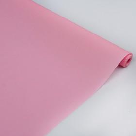 Пергамент флористический 'Розовый', 0,5 х 10 м, 58 г/м2 Ош