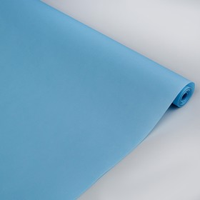 Калька для цветов 'Блюз', цвет голубой, 0,5 х 10 м, 58 г/м2 Ош