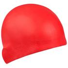 Латексная шапочка, SOLID M0565 01 0 05W Red