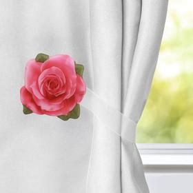 Подхват для штор «Роза» Ош