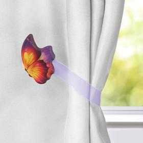Подхват для штор «Бабочка» Ош