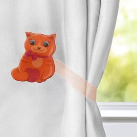 Подхват для штор «Кошка» Ош