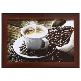 Картина 'Горячий кофе' Ош