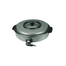 Сковорода электрическая GASTRORAG CPP-46A, 1600 Вт, d=46 см, термостат, антипр. покрытие Ош
