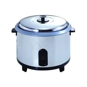 Рисоварка GASTRORAG DKR-160, электрическая, 1600 Вт, 8 л, варка 100°С, подогрев 60-80°С Ош