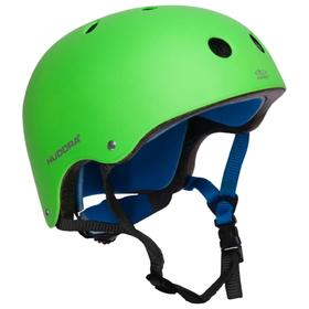 Шлем HUDORA Skaterhelm, Gr, размер 56-60, цвет зелёный