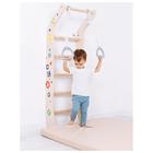 Детский спортивный комплекс Eco 3 Luna, 360 × 480 × 1360 мм, цвет кремовый - Фото 7