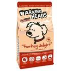 Сухой корм Barking Heads для собак, беззерновой, индейка/батат, 2 кг.