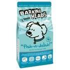 Сухой корм Barking Heads для собак, беззерновой, лосось/форель/батат, 2 кг.