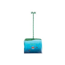 Сачок 25х21см, зеленый Ош