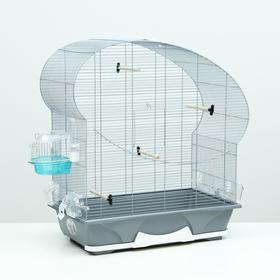 Клетка для птиц ELLIPSE 50, микс цветов