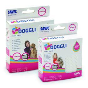 Прокладки для гигиенических трусов собак, средние 24шт/уп Ош