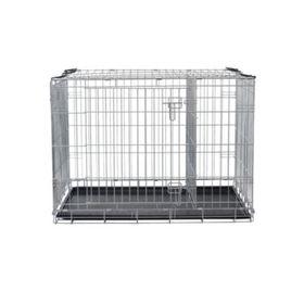 Клетка Dog Residence для собак, 50 см, хром Ош