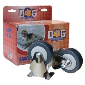 Колёса для переноски DOG RESIDENCE 4 шт в наборе Ош