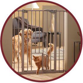 Дополнительная секция для перегородки DOG BARRIER 107 см (7 х 107 см) Ош