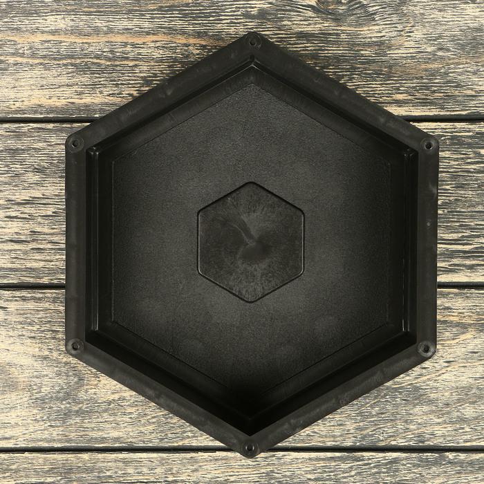 Форма для тротуарной плитки Сота, 195  225  5 см, 1 шт