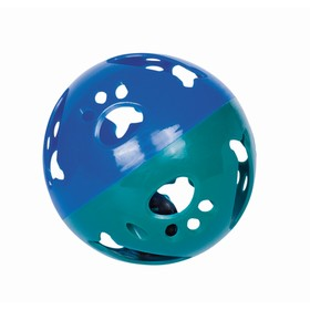 """Игрушка Nobby """"Мяч с колокольчиком"""" для кошек, 9см, пластик"""