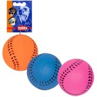 """Игрушка Nobby """"Мяч баскетбльный"""" для собак, 5,7см, микс"""