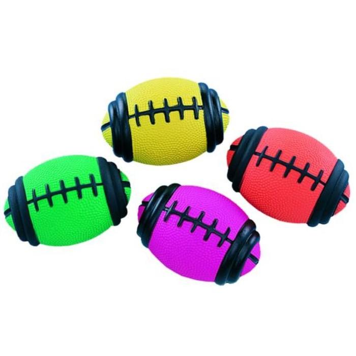 """Игрушка Nobby """"Мяч регби"""" для собак, 9см"""