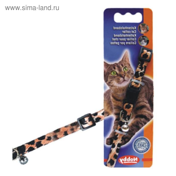 "Ошейник Nobby ""Леопард"" для кошек"