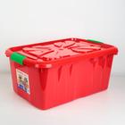 Контейнер для хранения детских игрушек 35 л, цвет МИКС