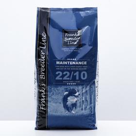Сухой корм Frank's ProGold Breeder Line для собак, 22/10, 15 кг