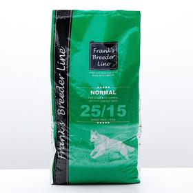 Сухой корм Frank's ProGold для собак, Breeder Line, 25/15, 15 кг.