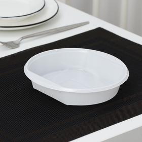 Набор одноразовых суповых мисок «Все на пикник», 17 см, 6 шт