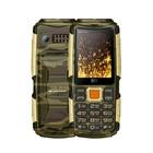 Сотовый телефон BQ M-2430 Tank Power Camouflage Gold, цвет золотой камуфляж
