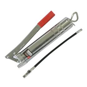 Шприц плунжерный 'Сервис ключ' 70650, PROFFI, 400 гр, с фиксированным клапаном Ош