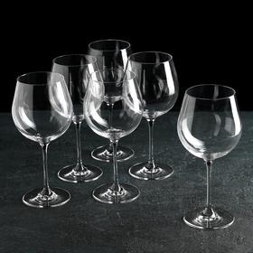 Набор бокалов для вина «Престиж», 610 мл , 6 шт